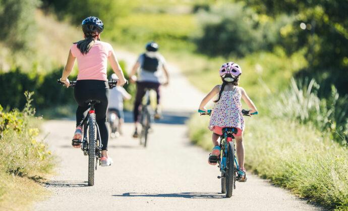 Balades à vélo en Provence @ O'Brien