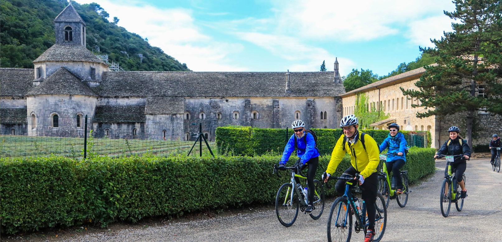 Organisateurs de séjours vélo en Provence @ Hocquel