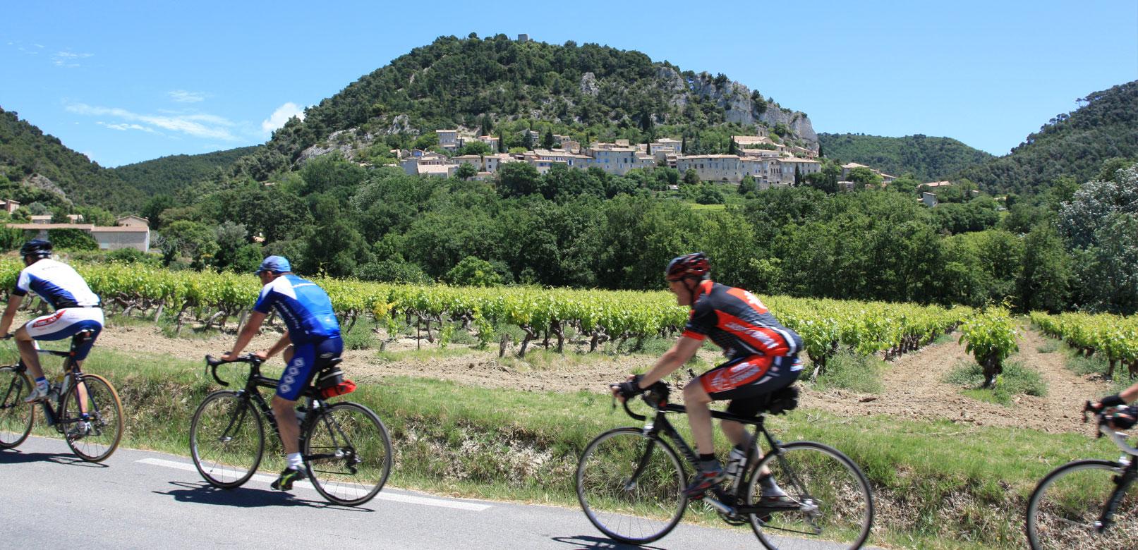 La vallée du Rhône à vélo @ Hocquel