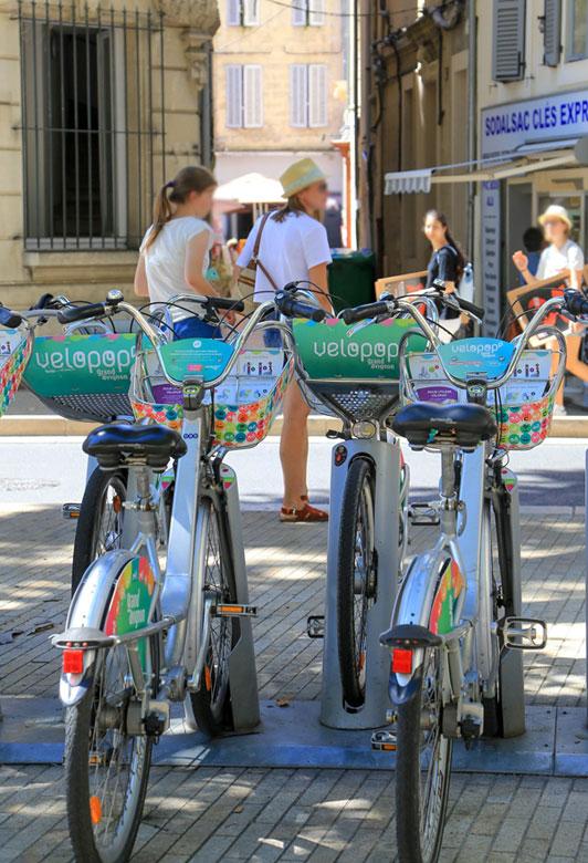 Velopo, location de vélo à Avignon