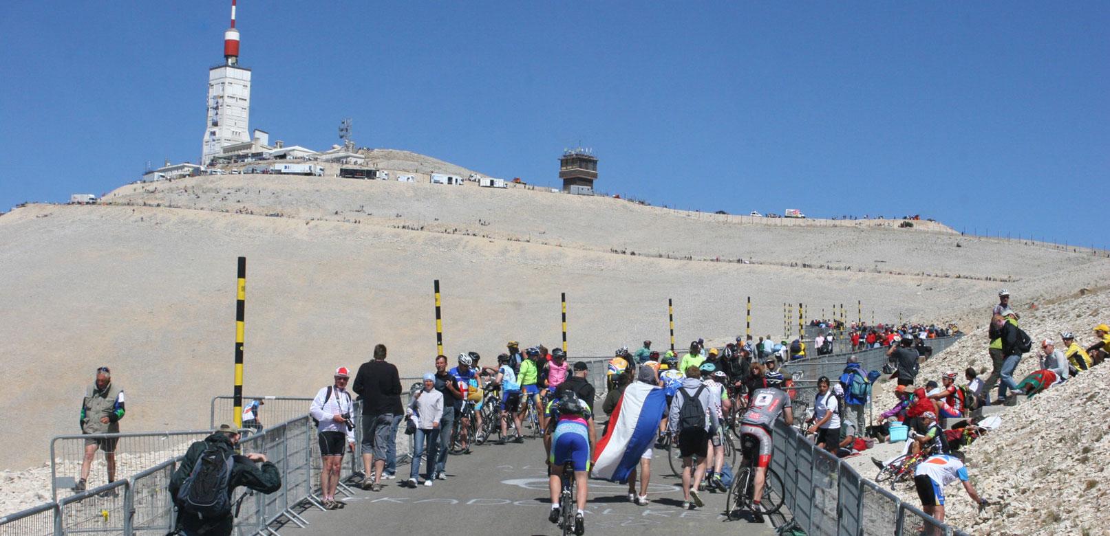 Tour de France au Ventoux © Martin