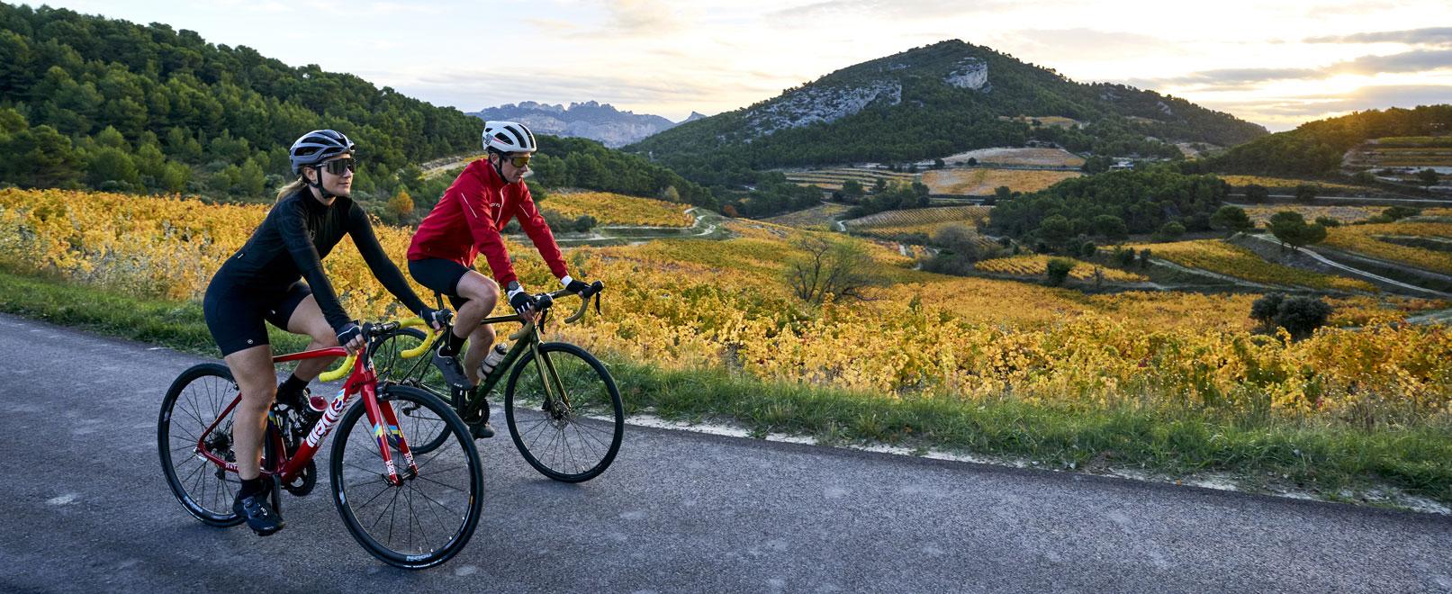 Vignobles et vélo : Di-VIN duo !